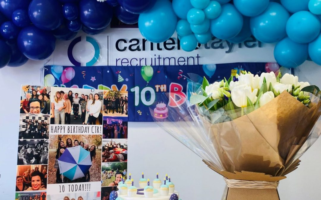CANTELLO TAYLER RECRUITMENT IS 10!